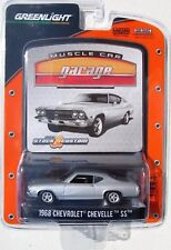 GREENLIGHT MCG STOCK & CUSTOM SERIES 10 1968 CHEVY CHEVELLE SS 396