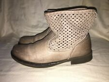 Women leather ankle boots 4 NEXT