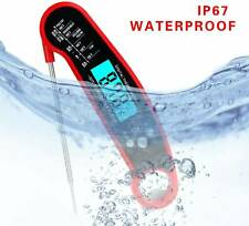 ThermoPro Waterproof Digital Instant Read Meat Thermometer 4/Kitchen Cooking BBQ