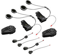 Sena Dual Pack 10S Bluetooth Communication System 10S-01D
