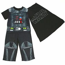 New $40 Kids Size 2T STAR WARS Costume Playwear PJ Pajama Sleepwear Boys Girls