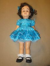 Vintage Chatty Cathy Doll Prototype Brown Hair~Brown Eyes~Talks 9