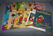 Walt Disney Comic Books 13 Uncle Scrooge 1956 - 1972