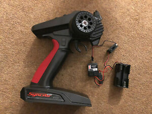 Kyosho Synchro KT-231P 2 Way Radio System Transmitter and Receiver
