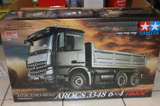 Tamyia Carson 300056357 1:14 MB Arocs 3348 Rear Tipper 6x4 NEW ORIGINAL