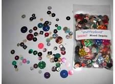 D00367  Bag of Mixed Sequins /OOAK/Crafts/Scrapbooking