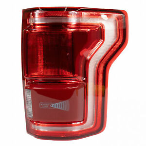 15 thru 17 F-150 OEM Genuine Ford Tail Lamp Light Passenger RH LED w/ Blind Spot