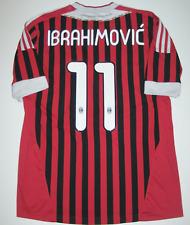Maglia Milan 2011/12 Adidas XL Zlatan Ibrahimovic