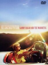 Sammy Hagar - The Long Road To Cabo 2 x DVD  (Van Halen, Chickenfoot, Montrose)