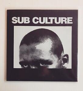 Iain McKell / Sub Culture / Édition originale (1979) / Skinhead / Oi !