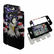 PCSoftArmor Great Patriot Eagle for  iPhone 4 4S Case Cover   Protector xx