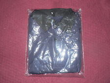 Super warm & soft children's  Pyjamas  aged 9-11 med 100% cotton dark blue