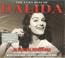THE VERY BEST OF DALIDA 2 CD BOX SET