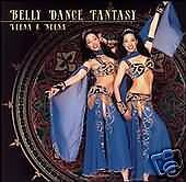 Belly Dance Fantasy Neena & Veena BellyDance CD
