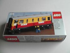 NEW Lego Trains 7815 Passenger Carriage / Sleeper Car Sealed HTF