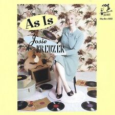 As Is by Josie Kreuzer (CD, Aug-1999, SheDevil Records)