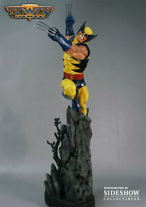 BOWEN Designs WOLVERINE CLASSIC ACTION STATUE 171/1000 X-MEN MARVEL Sideshow