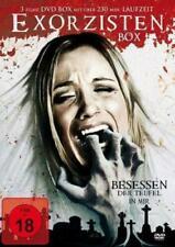 NEU - DVD - OVP - Exorzisten - box - 3 Filme - Horror