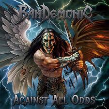 BANDEMONIC-Against All Odds CD Iced Earth, Jag Panzer, Helstar, Metal Church