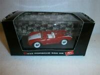 BRUMM PORSCHE 550 RS RED R233 MIB 1:43