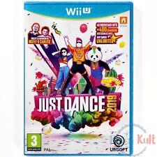 Jeu Just Dance 2019 [VF] sur Nintendo Wii U NEUF sous Blister