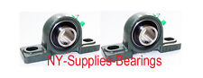 "(Qty 2) 1"" Quality Pillow Block Bearing UCP205-16"