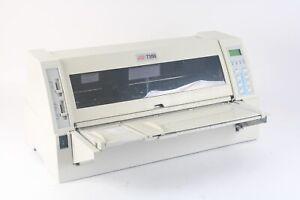ADP 7350 Dot Matrix à Plat Formes Imprimante Avec Ruban Cassette