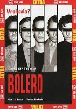Bolero 2007 Czech crime F. A. Brabec movie English subtitles DVD Pal Region All