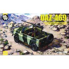UAZ-469KPV NORTHERN ALLIANCE ARMY CAR 1/35 MILITARY WHEELS 3505