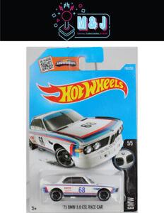 Hot Wheels '73 BMW 3.0 CSL Race Car 190/250  (Aussie Seller)