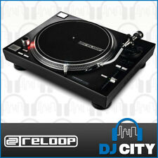 Reloop RP-7000mk2 Black DJ Turntable Vinyl Scratch Direct Drive Record Player