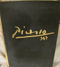 Pablo Picasso. Picasso 347. 1st Ed 2v. 1970 Erotic Illustrations