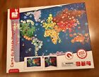 ✅NEW! Janod Magnetic Animal World Map Education Kids Learning Teach Interactive