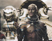 RODRIGO SANTORO.. 300's Xerxes - SIGNED