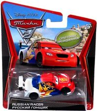 Disney Cars Cars 2 Main Series Vitaly Petrov Diecast Car [Russia]