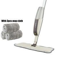 OEM Spray Floor Mop with Reusable Microfiber Pads 360 Degree Handle Mop Home
