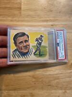 Babe Ruth PSA 4 Bancroft 1965 Tiddlers Antique Vintage Baseball Collector Card!