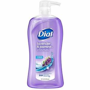 Dial Body Wash Lavender Jasmine 32 Fluid Ounces ( Pack May Vary ) NEW