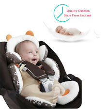 Baby Total Body Head Support Pillow Pram Newborn Car Seat Cover Cushion Padding