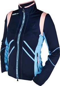 *CLEARANCE* Horks Nibula  Vest - Anthracite & Blue