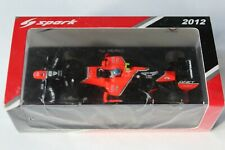 Spark 2012 Charles Pic Marussia MR-01 Chinese GP 1:43