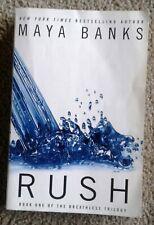 MAYA BANKS - Rush