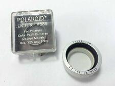 Vintage POLAROID UV Filter # 585 - Polaroid Color Pack Cameras See Description