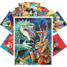 Postcards Pack [24 cards] KAIJU GODZILLA Anotomy Vintage Movie Posters CC1371