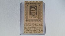 Ripper Collins 1936 Sporting News All Star Sport Stamp RARE MINT PSA Gradable