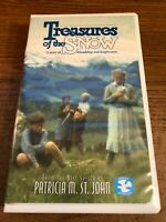 Treasures Of The Snow VHS VCR Tape Movie NR Used