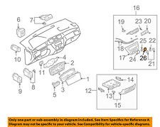 MITSUBISHI OEM 03-06 Lancer Dash Cluster Switch-Mode Control MR568314