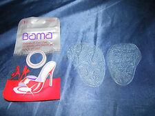 BAMA Anti-skid Gel Pads Thin Sz. One Size Transparent Boxed
