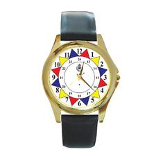 RAF WW2 1940'S SECTOR CLOCK REPRO REPLICA WRISTWATCH **JUST ADDED**