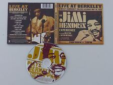 CD ALBUM JIMI HENDRIX EXPERIENCE Live at Berkeley 0602498607527